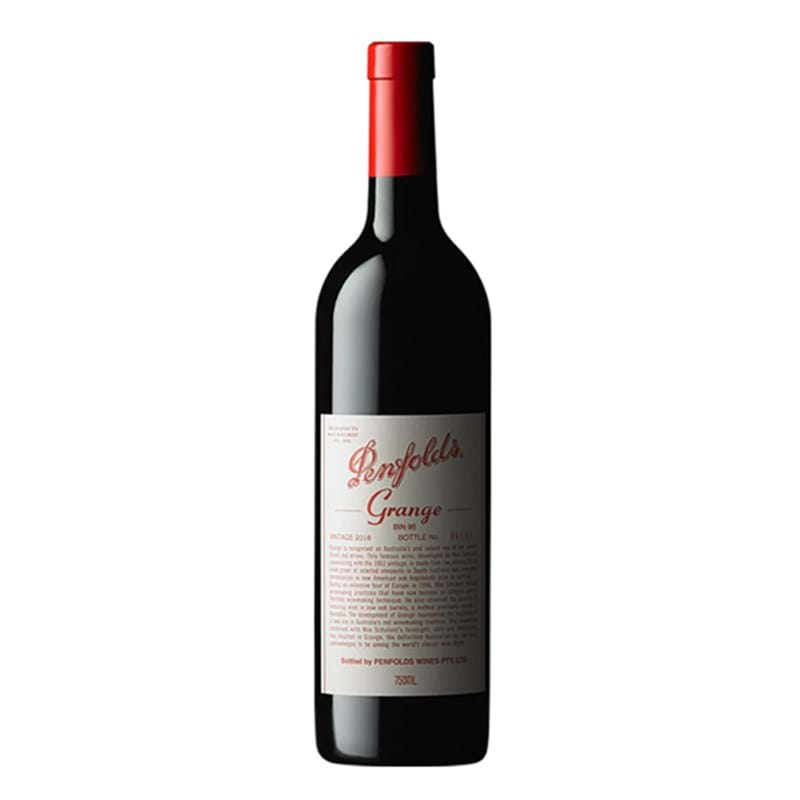PENFOLD'S Shiraz 'Grange' Bin 95 2015 Bottle - NO DISCOUNT Image