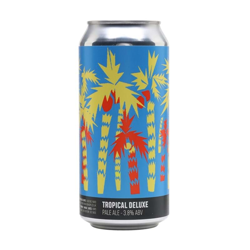 HOWLING HOPS Tropical Deluxe Pale 440ml CAN 3.8%abv - BBE 09.01.21 Image