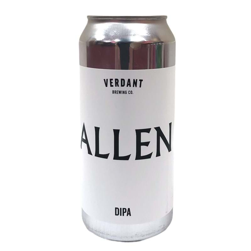 VERDANT Allen, New England Double Indian Pale Ale CAN (440ml) 8.0%abv Image