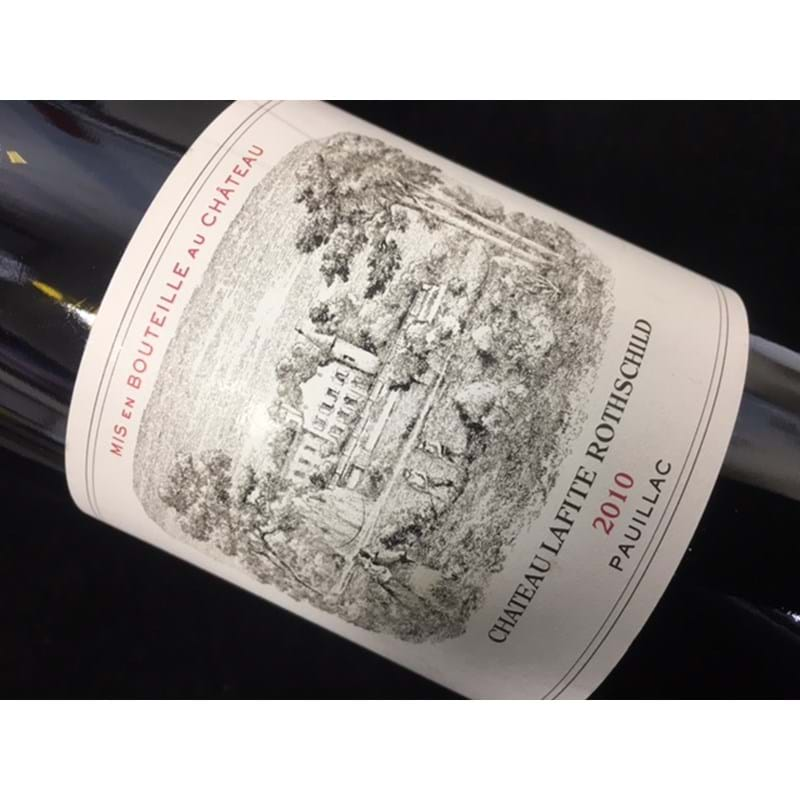 CHATEAU LAFITE-ROTHSCHILD 1er Grand Cru Classe 2010 Bottle(ck) - NO DISCOUNT Image