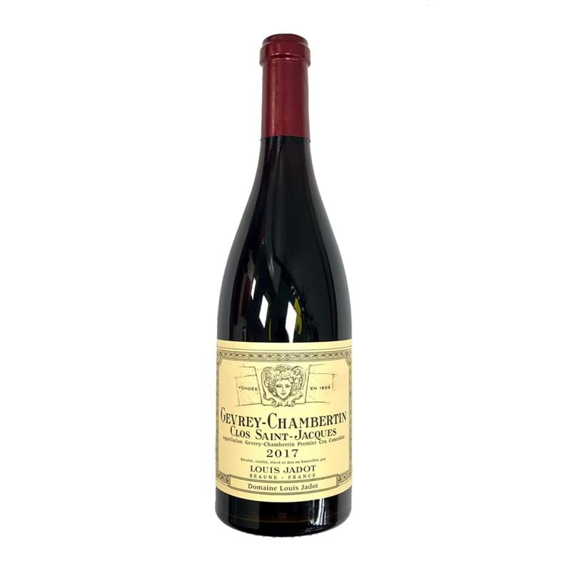 LOUIS JADOT Gevrey-Chambertin 1er Cru Clos Saint Jacques 2017 Bottle - NO DISC Image