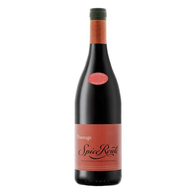 SPICE ROUTE Pinotage 2018 Bottle Image