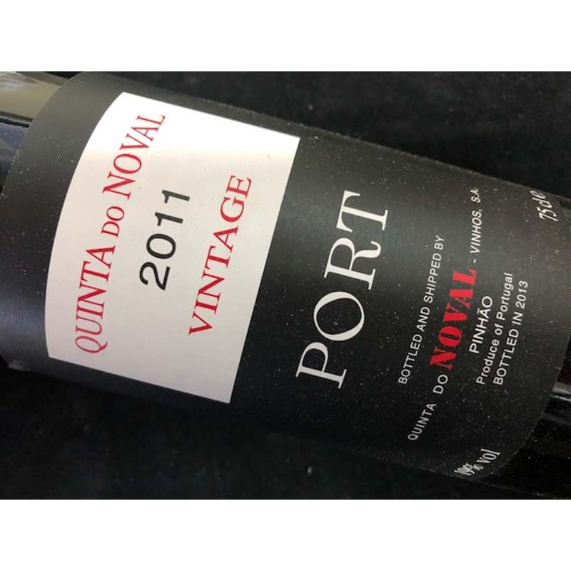 2011 QUINTA DO NOVAL Vintage Port Bottle Image