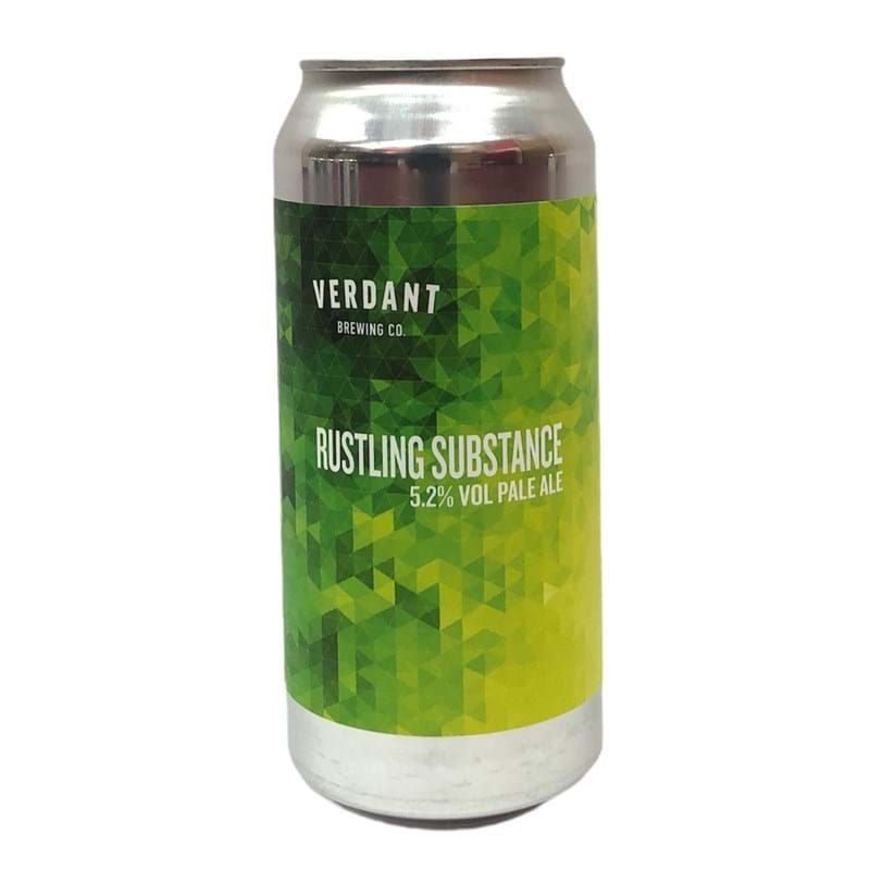 VERDANT Rustling Substance, New England Pale Ale CAN (440ml) 5.2%abv Image