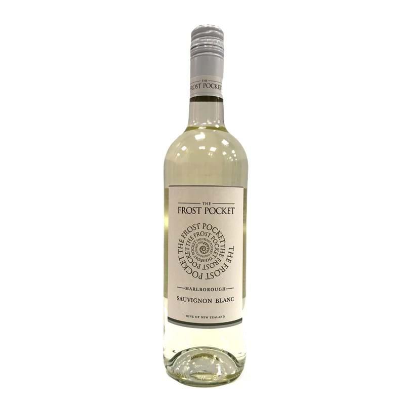 FROST POCKET Marlborough Sauvignon Blanc 2020 Bottle/st Image