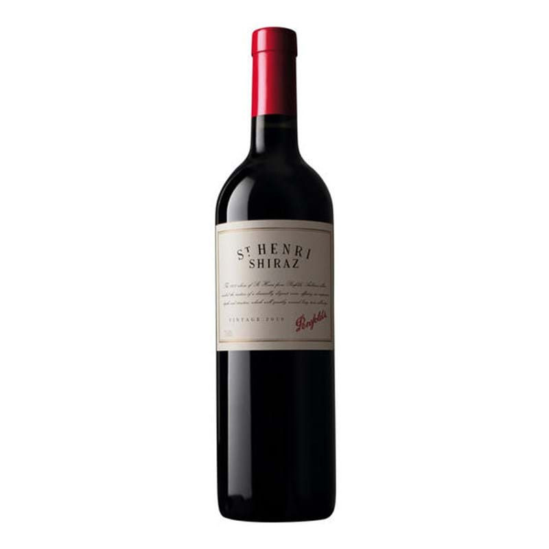 PENFOLD'S Shiraz 'St.Henri' 2007 Bottle Image