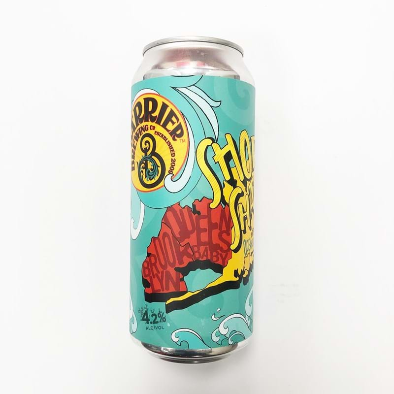 BARRIER BREWING CO. Shore Shaker DDH IPA 4.2%abv CAN (473ml) Image