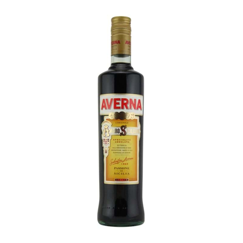 AVERNA Amaro Sicilano Bottle (70cl) 29%abv Image