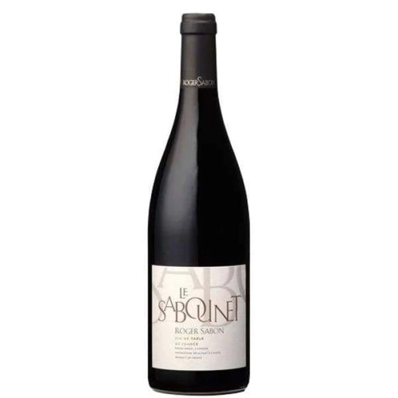 ROGER SABON Rhone Rouge, Le Sabounet Vin de Table NV Bottle/nc Image