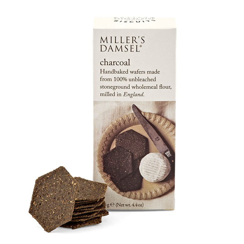 MILLER'S Damsel Charcoal Wafers 125g Pack Image