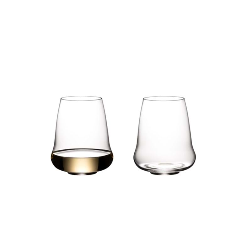 RIEDEL Winewings Stemless Riesling/ Champagne Glass - Pack of 2 (6789/15) Image