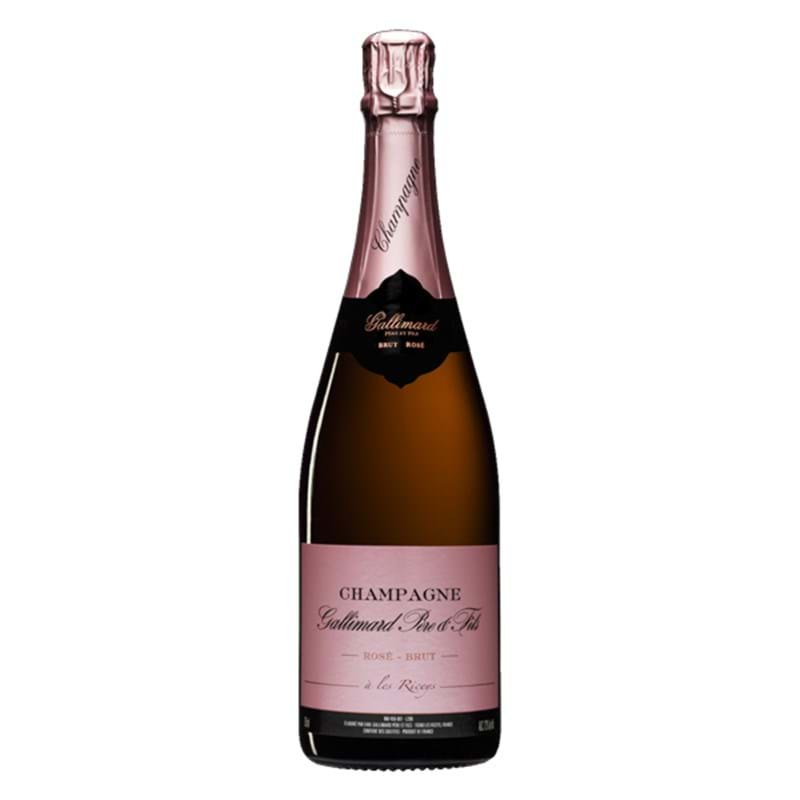 GALLIMARD Brut Rose NV Bottle (Pinot Noir) Image