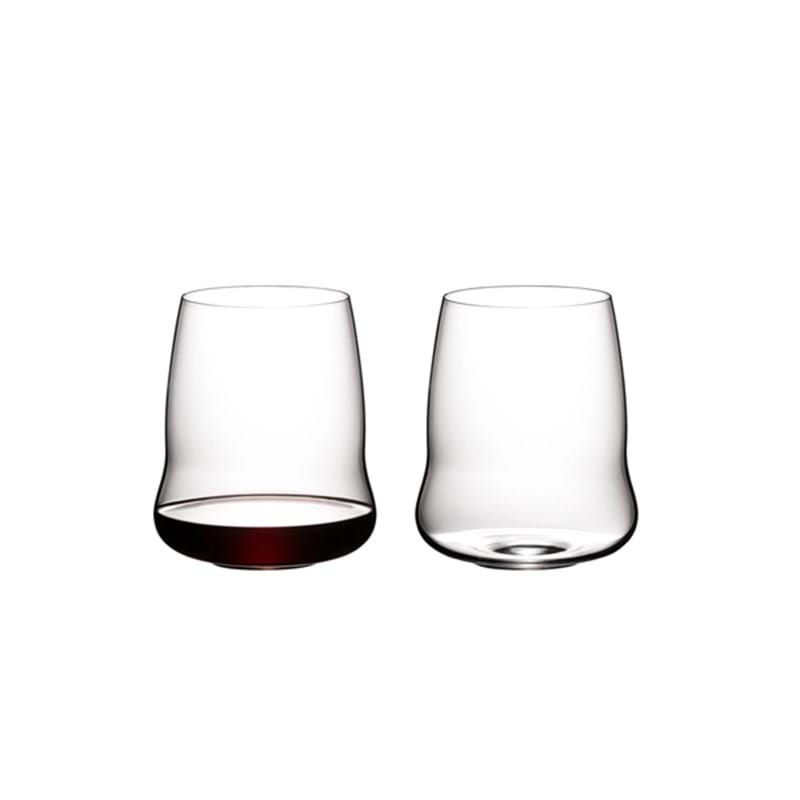 RIEDEL Winewings Stemless Cabernet Sauvignon Glass - Pack of 2 (6789/0) Image