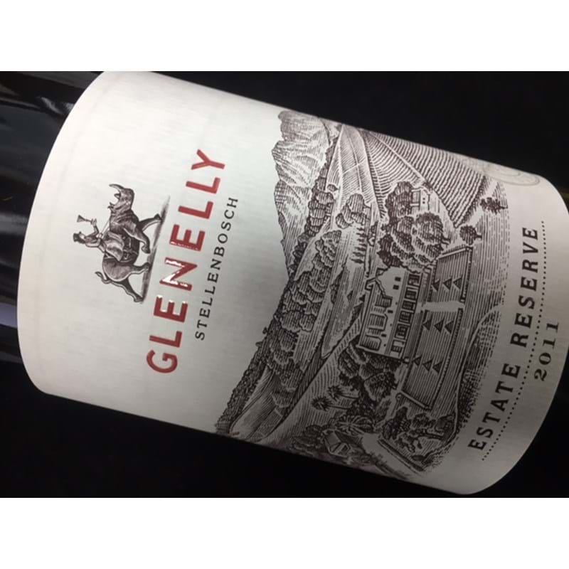 GLENELLY Estate Reserve, Red Blend 2011/13 MAGNUM Image