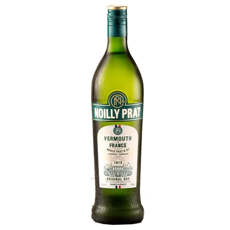 NOILLY PRAT Vermouth 'Orignal Dry' from France Bottle (75cl) 18%abv Image