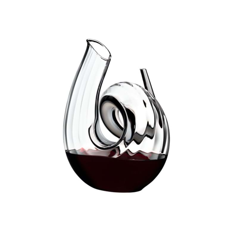 RIEDEL Decanter 'Fatto A Mano Curly' Each Image
